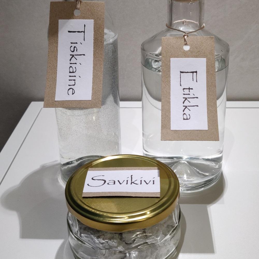 Tuoksuttomia siivousaineita ja kokemuksia tuoksuherkkyydestä